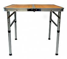 Стол складной 60х45х26\55 см Ranger RА 1660