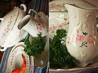 Столово-чайный сервиз Rococo 9704