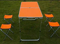 Стол и стулья для пикника Folding Table