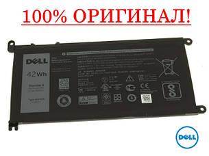 Оригинальная батарея Dell Inspiron 13 7368, P69G  - WDX0R (11.4V 42Wh) - Аккумулятор, АКБ, фото 2