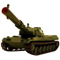 Детская игрушечная военная техника Танк с пневмопушкой ФОРМА
