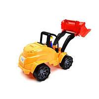 Автомобиль Орион М4 погрузчик Оранжевый TOY-105786, КОД: 1278463