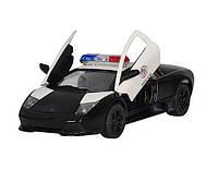 Машинка Lamborghini Kinsmart Police jqK5317, КОД: 1471740