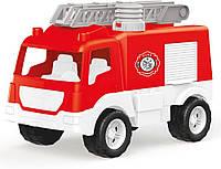 Пожарная машина DOLU Fire truck 38 см 7022, КОД: 1805779
