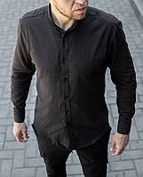 Мужская рубашка  из льна Сл 1844,1845,1846