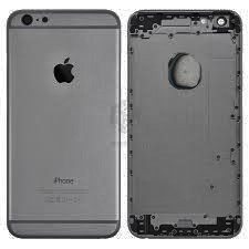 Корпус для Apple iPhone 6 Plus (Серый) Оригинал Китай