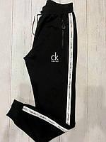 Мужские спортивные штаны Calvin Klein черный. Чоловічі спортивні штани Calvin Klein чорний.
