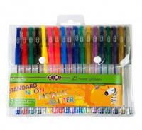 Набір гелевих ручок (18 штук)