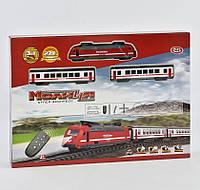Железная дорога на радиоуправлении Play Smart Молния 9712-2 А 239 см Разноцветный 2-9712-2А-55089, КОД: 1076271