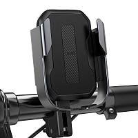 Тримач вело-мото BASEUS Armor Motorcycle holder, чорний