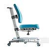 Комплект парта Colore Grey + подростковое кресло FunDesk Primavera II Blue, фото 3