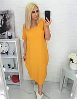 Платье летнее батал,платья большие,платья батал, фото 1
