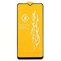 Защитное стекло AVG 6D Full Glue для Vivo Y91C полноэкранное черное