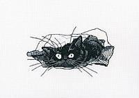 """""""Среди черных котов"""" RTO. Набор для вышивки крестом (M667)"""