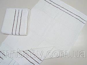 Полотенце махровое Эрмет 50*90 см белое