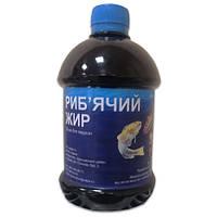 Рыбий жир O.L.KAR при хронических инфекций, анемии для животных, 500 г