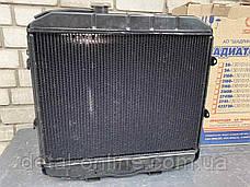УЦЕНКА !!! Радиатор вод. охлажд. УАЗ (3-х рядн.) двиг.ЗМЗ-514 (пр-во ШААЗ) 3160-1301010-10, фото 2