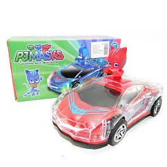 Детская игрушечная Машинка на батарейках со световыми и звуковыми эффектами