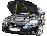 Газовый упор капота Mitsubishi Galant (2003-2012) (2 шт)