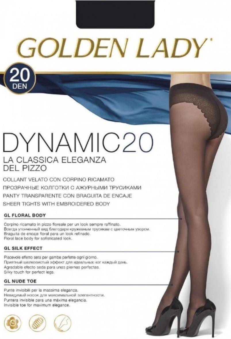Колготи Golden Lady 20 den Dynamic