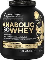 Протеин изолят Anabolic Iso Whey 2000 g (Chocolate)