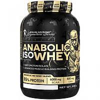 Протеин изолят Anabolic Iso Whey 908 g (Banana peach)