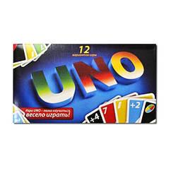 """Настольная игра """"UNO"""" RU малый"""