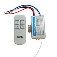 Пульт на 2 канала для люстр,светильников и других электроприборов TY-102