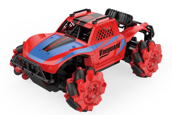 Трюковая машинка для дрифта 666-764CA (Красная)