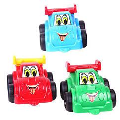 """Детская игрушечная машинка """"Максик-гонка"""""""