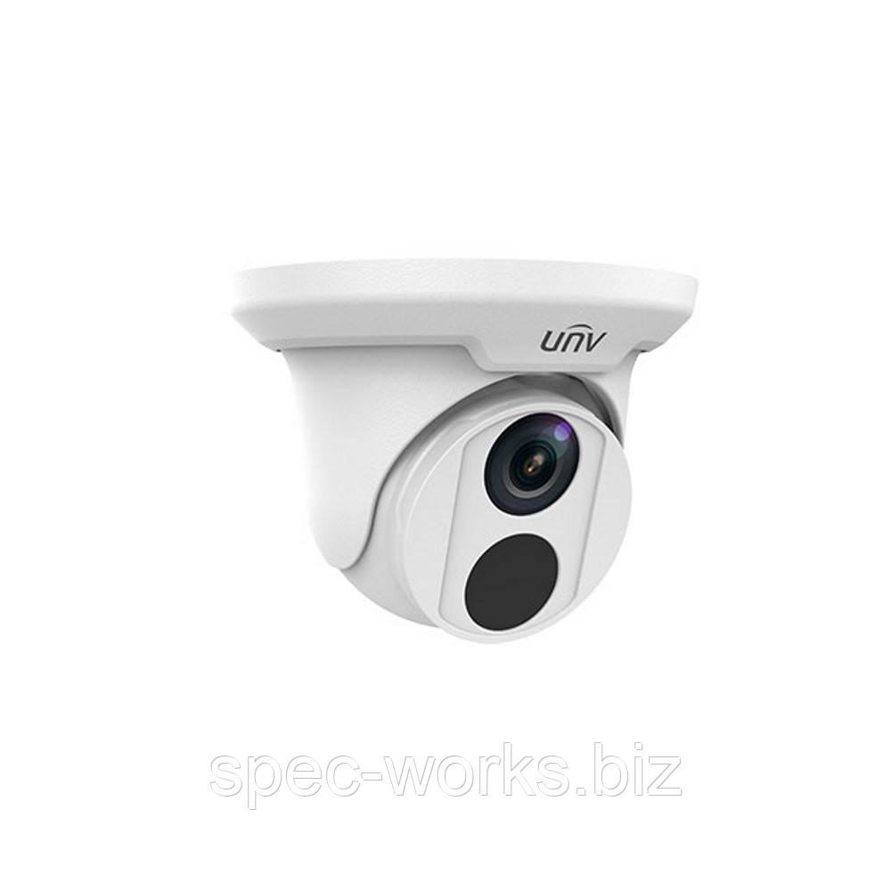 Видеокамера IP купольная Uniview IPC3612ER3-PF28M-C