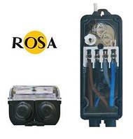 Вводный щиток TB-12 для питающих кабелей парковых светильников ROSA