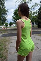 Комплект детский зеленый, фото 2