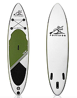 SUP board, SUP доска Poseidon SP-320-15S (сап борд, доска Supserf Supboard)