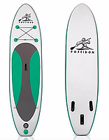 SUP board, SUP доска Poseidon SP-300-15S (сап борд, доска Supserf Supboard)