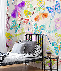 Шпалери панно Butterfly Naive WallPepper®