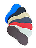 Одноразовые тапочки-вьетнамки для салонов, саун, бань, гостиниц, т. 3 мм EVA плотность 80-100 кг/м3, 39-42, фото 9