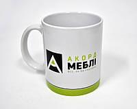 Чашка с логотипом компании, кружка с логотипом компании