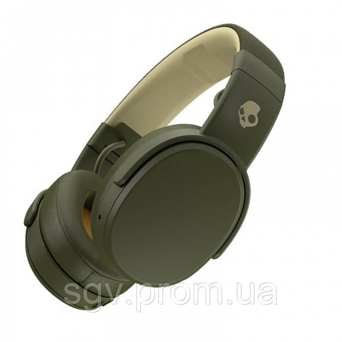 Беспроводные Наушники Skullcandy CRUSHER Wireless (Green/Black/White)