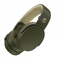 Беспроводные Наушники Skullcandy CRUSHER Wireless (Green/Black/White), фото 1