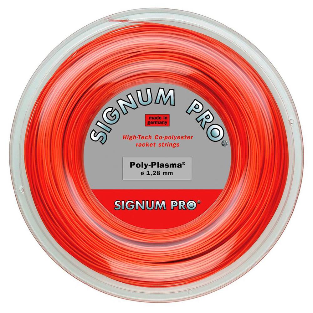 Теннисные струны Signum Pro Poly Plasma 200 м Оранжевый (109-0-0)