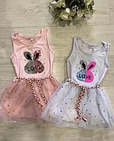Платье для девочек оптом, S&D, 1-5 лет., арт. CH-5053