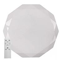 Светильник LED с пультом управления 40W SLIM DIAMOND круг SMART ТМ LUMANO