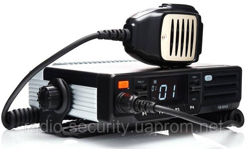 Радиостанция автомобильная цифровая HYTERA MD615