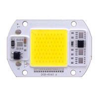 Светодиодная матрица с драйвером COB LED 30Вт 3000лм 220В, белая