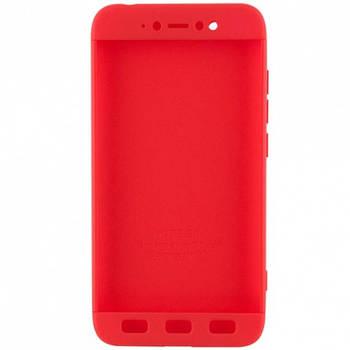 Пластиковая накладка GKK LikGus 360 градусов для Xiaomi Redmi Note 5A / Redmi Y1 Lite