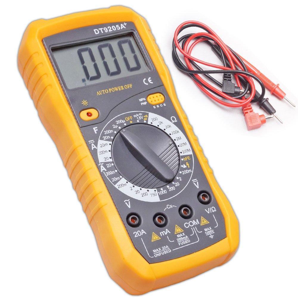 Мультиметр цифровий DT9205A +