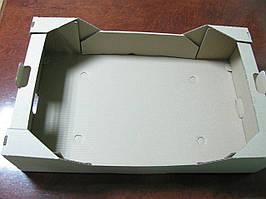 Гофролоток для 10 пінеток по 500 г.. ягід. . Малина, полуниця, ожина, (98 мм)