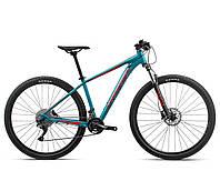 "Велосипед Orbea27"" MX 27 20 рама M Blue-Red 2020 (K20317NP)"