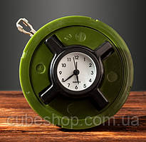 Настольные часы из противопехотной мины ПМН